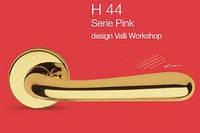 Дверная ручка Valli&Valli  H 44 Serie Pink