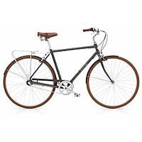 """Велосипед 28"""" ELECTRA Loft 3i Men's Regular Army Grey, фото 1"""