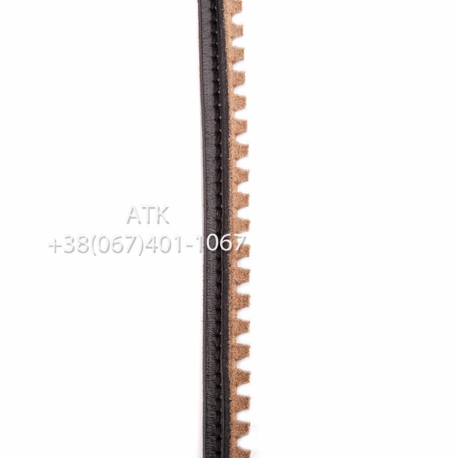 Рант кожаный G1/TC-7 черный
