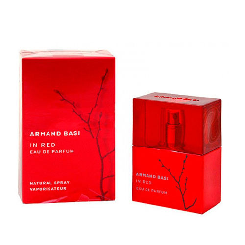 Armand Basi in Red Women парфюмированная вода женская 50 ml