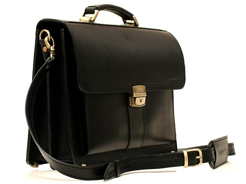 Кожаный портфель РП-1