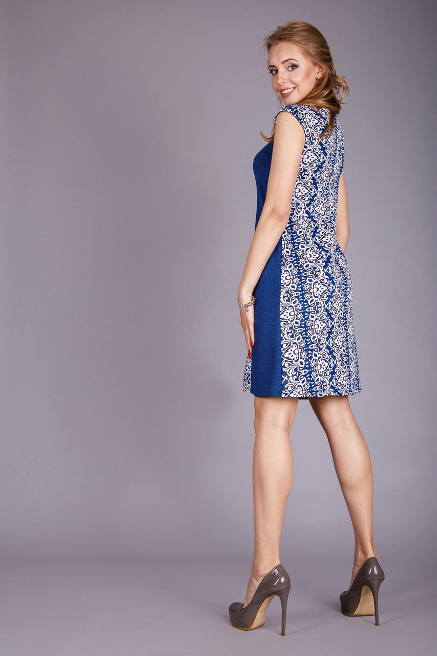 fb64545d273 Купить Летнее трикотажное платье 303097252 - Грация   Стиль