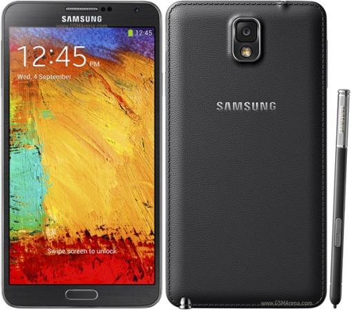 Смартфон Samsung N9000 Galaxy Note 3 (Black)