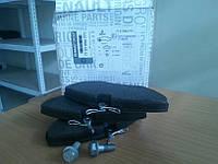 Колодки тормозные оригинал передние TRAFIC/VIVARO 01>