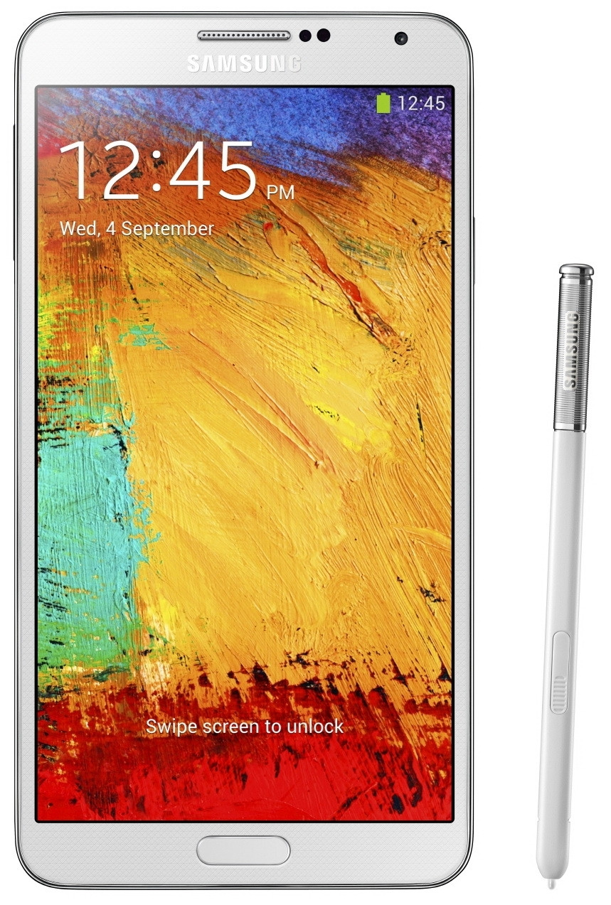 Смартфон Samsung N9000 Galaxy Note 3 (White)
