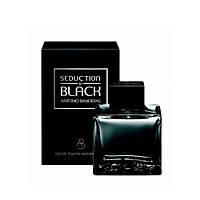 Antonio Banderas Seduction in Black туалетная вода мужская 100 ml