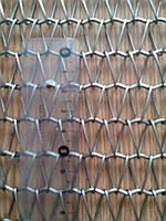 спирально-стержневая сетка для линии мойки овощей