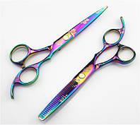 Профессиональные ножницы для стрижки Sakura 6.0дюйм, фото 1