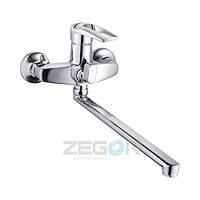 Змішувач для ванни Zegor Z63-SWF7-A113