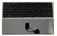 Клавиатура для ноутбука ACER (PB: LM81, LM85, TK81, TK85, TM05, TM85, TM93; GW: NEW90) rus, black