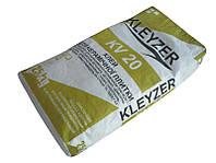 Клей для плитки базовый клейзер kv20