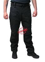 Тактические брюки Hood черные, фото 1