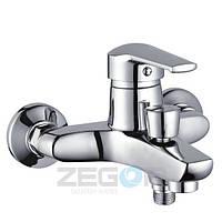 Смеситель для ванны Zegor Z33-SWZ3-A182