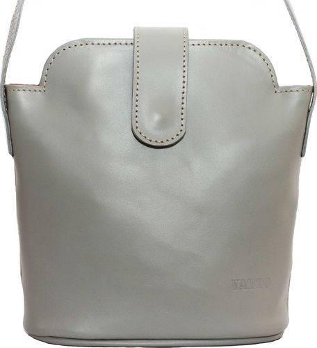 Повседневная женская сумочка из натуральной кожи VATTO Wk49 SP3, серый