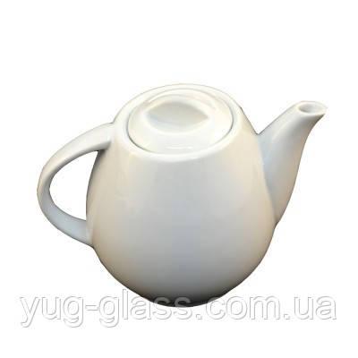 "Заварочный чайник 400 мл белый ""HR1506"" 1 шт."
