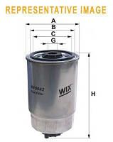 Фильтр топливный IVECO WF8042/PP837 (пр-во WIX-Filtron)