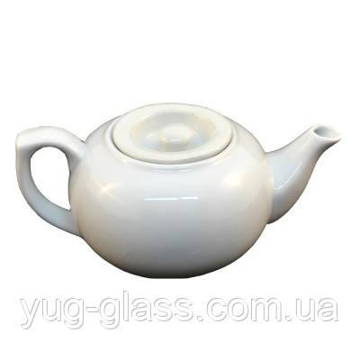"Заварочный чайник 500 мл белый ""HR1507"" 1шт."