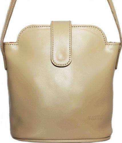 Элегантная женская сумочка из натуральной кожи VATTO Wk49 Sp4, бежевый