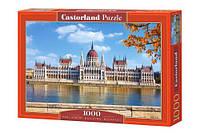 Пазлы Castorland Парламент, Будапешт 2211, 1000 элементов