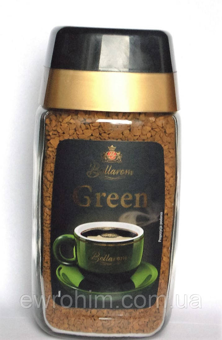 Кофе растворимый Bellarom Green, 200 г