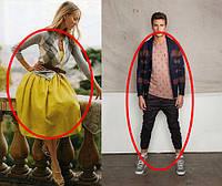 Форма одежды в образе человека
