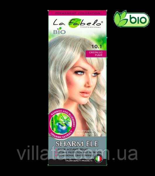 """Крем-краска для волос БИО La Fabelo №10.1 """"Хрустальный Блонд. Пепельный Блонд"""""""