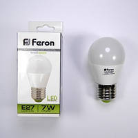 Лампа LED Feron 7 w LB-95 E-27 4000k