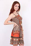 Стильный летний женский сарафан Индия