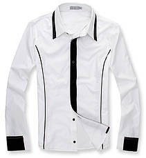 Мужская рубашка stile, фото 2