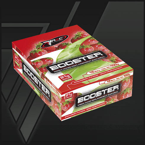 Батончик Booster - 100гр.