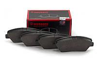 Колодки тормозные передние Kia Sorento(2002-) Nipparts J3600318