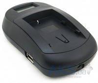 ExtraDigital Зарядное устройство DC-500 на аккумулятор AHDBT-201/AHDBT-301 для GoPro HERO3/HERO3+ (CHG5166)