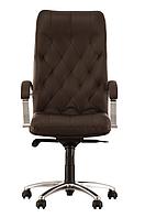 Компьютерное кресло офисное для директора CUBA steel MPD AL68