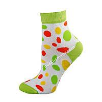 Детские демисезонные носки двухцветные , фото 1