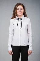 Блуза школьная для девочки, размеры 30, 32, 34, 36, 38, 40. (Р-33)Размеры уточняйте!, фото 1