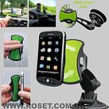 Подставка-держатель мобильного телефона, GPS и планшета GripGo, фото 5