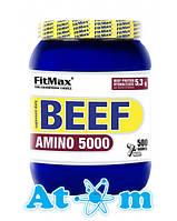 Аминокислоты - FitMax - Beef Amino 5000 - 500 таб