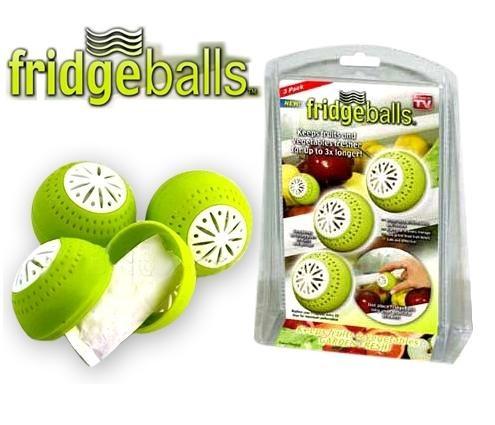 Шарики в холодильник Fridge Balls (поглотитель запаха для холодильника)
