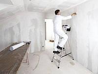 Качественное грунтование. Нанять мастеров для грунтовки стен, потолков , полов.