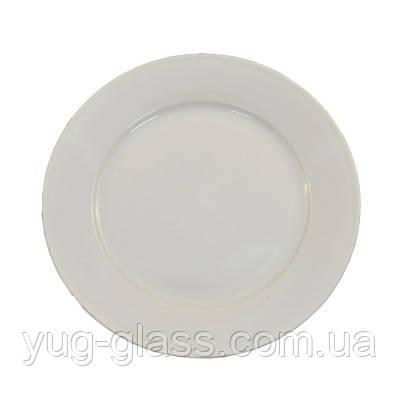 """Блюдо круглое 355 мм белое """"HR1166"""" 1 шт."""