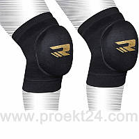Наколенники для волейбола RDX Black (2шт)-M