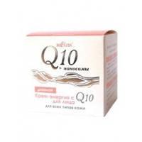 Крем-энергия с Q10 дневной для лица