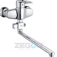 Смеситель для ванны Zegor Z65-GHY-A181