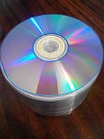 DVD + R 9,4Gb 8x Bulk 50 pcs DoubleSide Alerus двусторонние