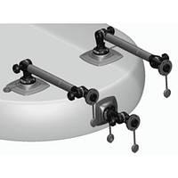 Набор деталей для установки навесного транца с тремя точками крепления (без транца) Borika Mm001