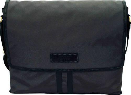 Качественная мужская сумка текстильная VATTO T34 N3 Sp1, черный