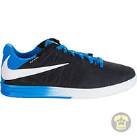Мужские кеды ( низкие ) Nike SB Paul Rodriguez CTD SB Skate Shoe in Black White Photo Blue ( голубой/ чёрный )