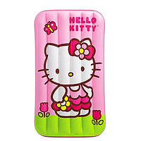 МАТРАС ДЕТСКИЙ HELLO KITTY, 88-157-18см, от 3 до 10 лет.