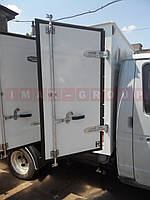 Петля дверей хлебного фургона