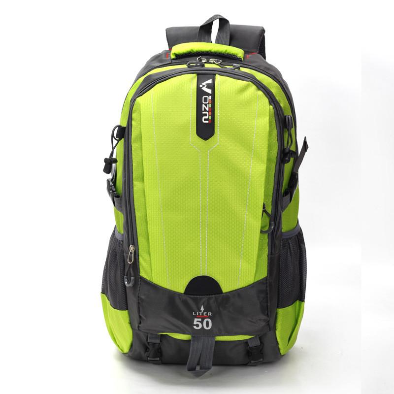 Рюкзак походный Ozon 50L green